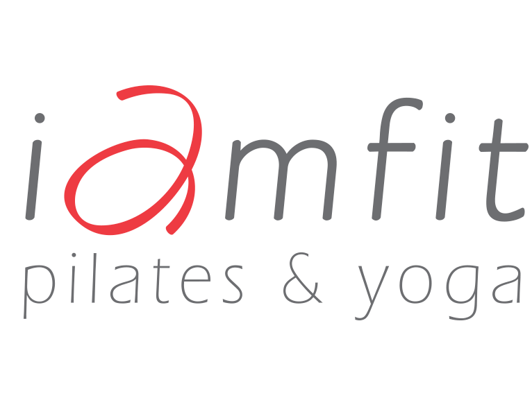 Logotype pour Iamfit, Pilates et Yoga