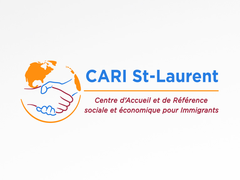 Logotype for CARI St-Laurent