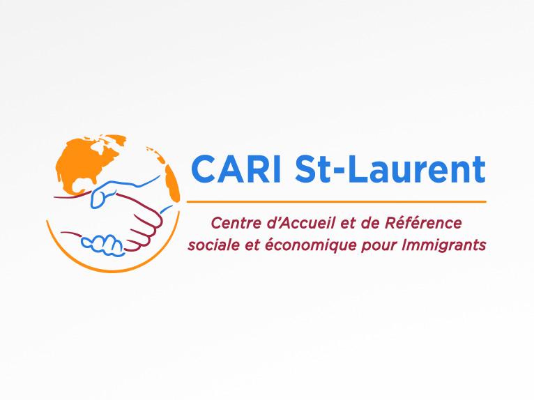 Logotype for CARI St-Laurent