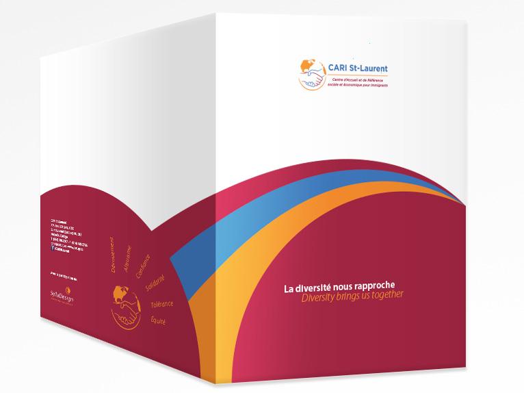 Document case for CARI St-Laurent (Cover)