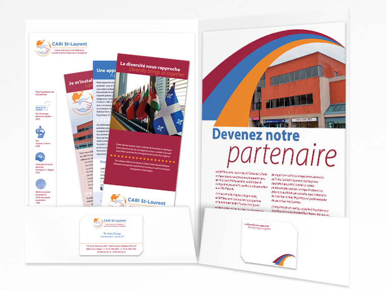 Document case presentation for CARI St-Laurent