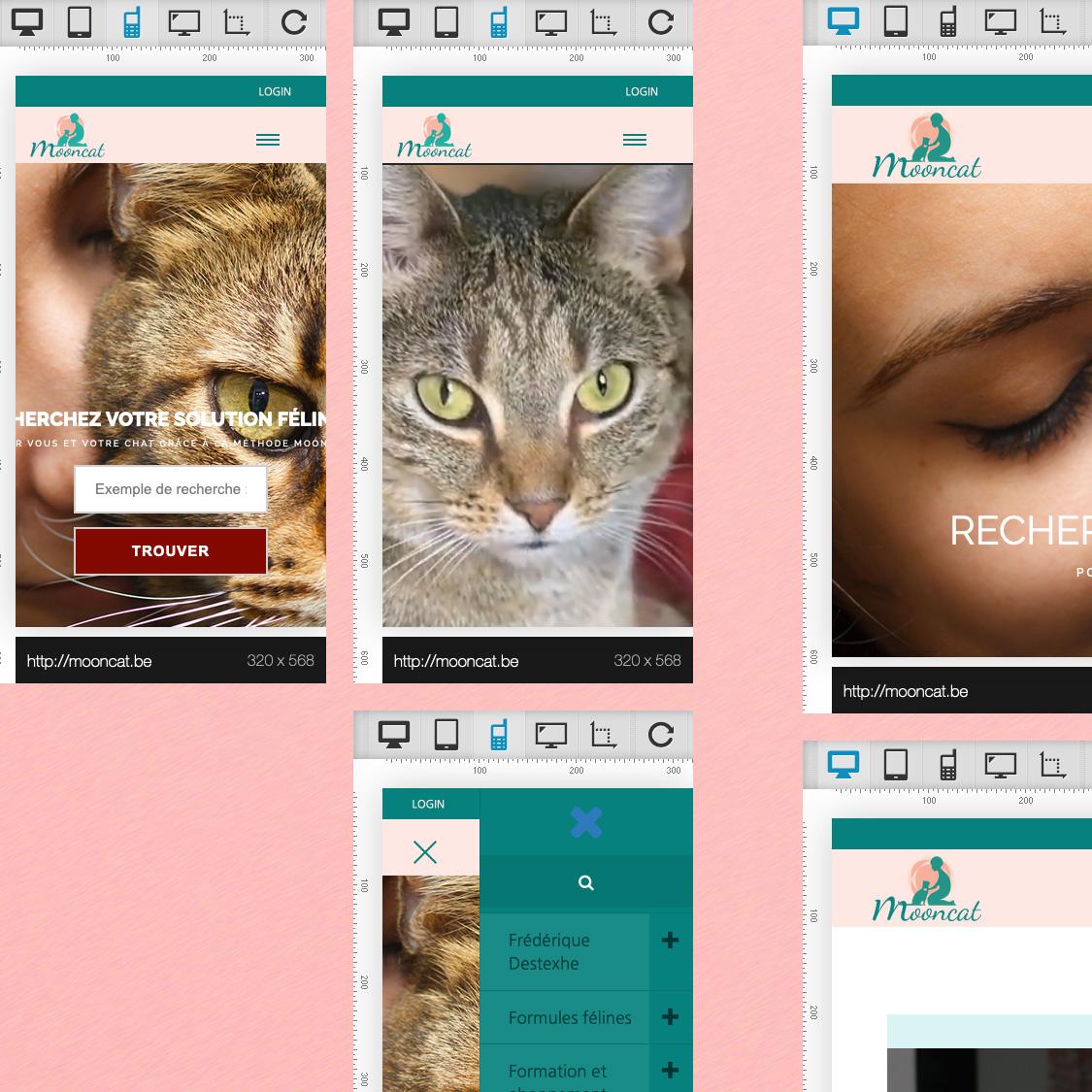 Mobil-first and multi device - Web design, web development, Digital marketing